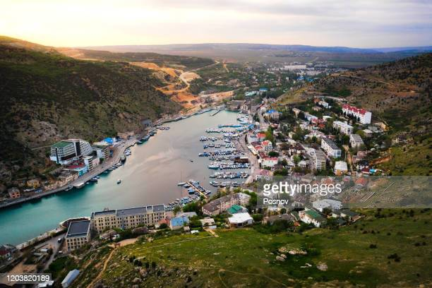 balaklava - crimea stock pictures, royalty-free photos & images