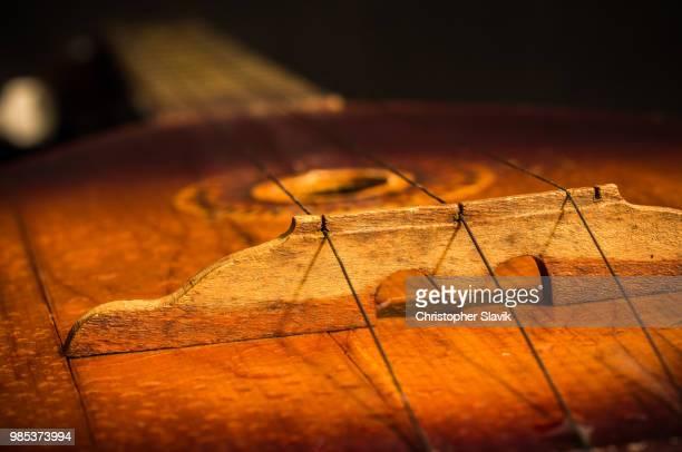 Balalaika Strings (macro)