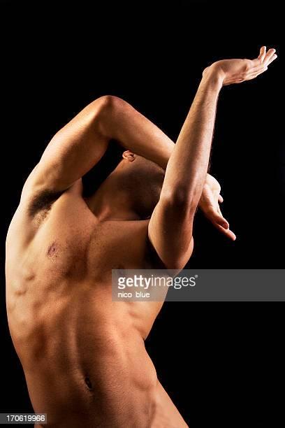 equilibrio y forma - desnudos artisticos fotografías e imágenes de stock