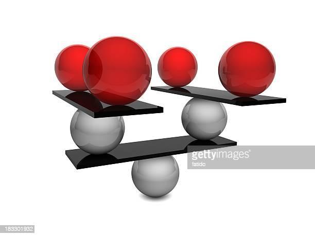 Balance-Konzept