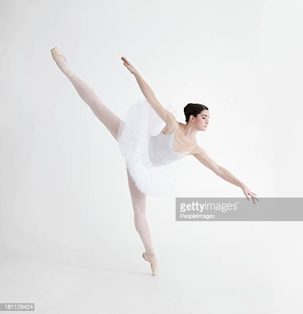 balance is crucial - ballet dancer stock pictures, royalty-free photos & images