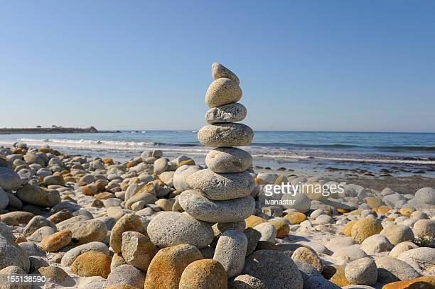 Balance Stones, Cairns