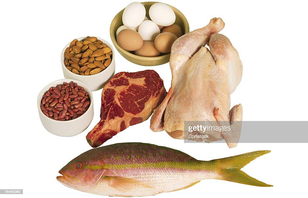 Balanced diet : Stock Photo