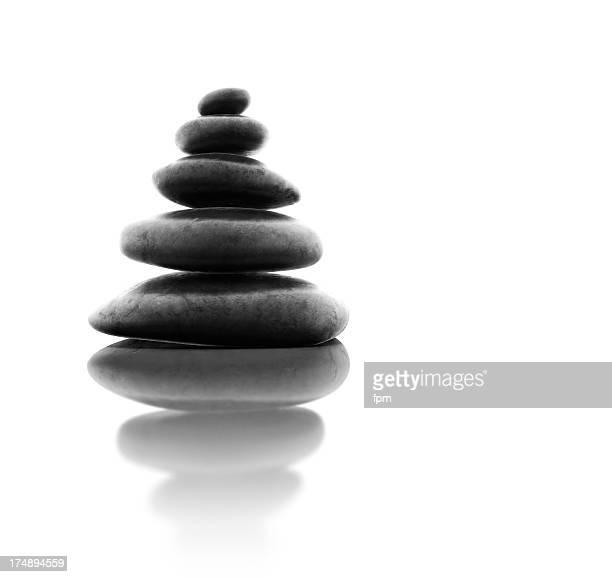 Balanced Stone Pile