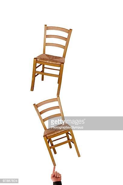Équilibre des chaises