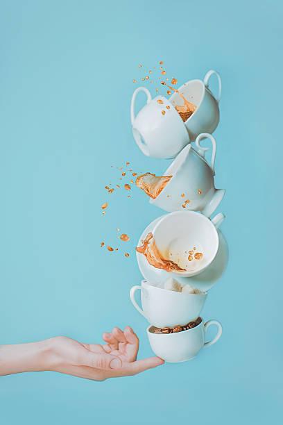 Balancing Coffee Wall Art
