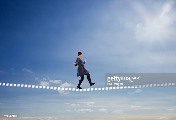 Balancing on a Digital Tightrope