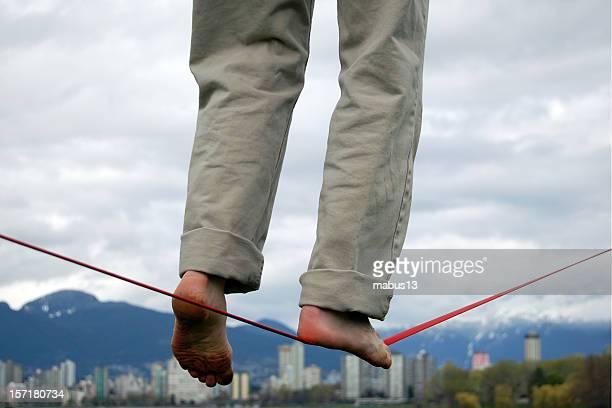 Balancing over Vancouver