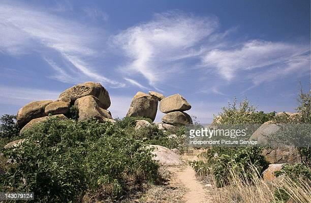 Balancing Rocks of Epworth Zimbabwe