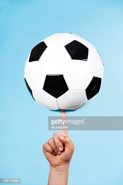 Équilibrant ballon de football