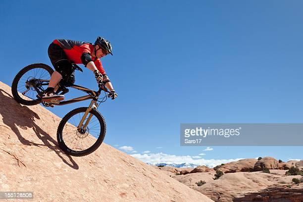 Balancing the slickrock, Moab