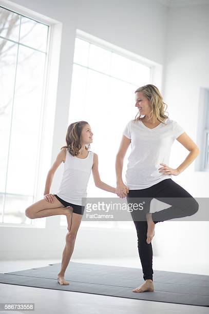 Balancing Together in Tree Pose