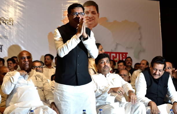 IND: Balasaheb Bhausaheb Thorat Takes Charge As Maharashtra Congress Chief
