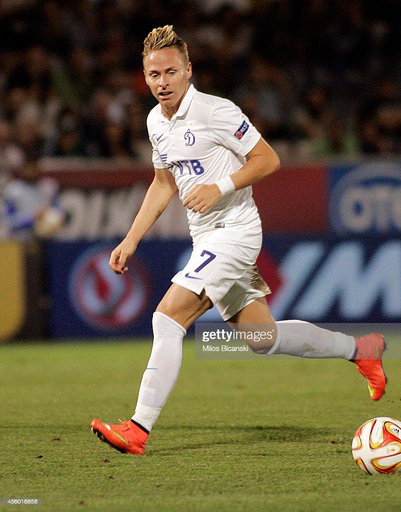 Panathinaikos FC v FC Dinamo Moskva - UEFA Europa League