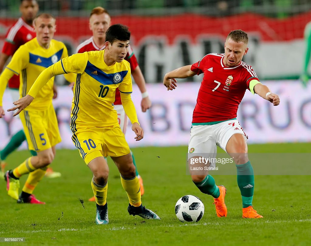 Hungary v Kazakhstan - International Friendly