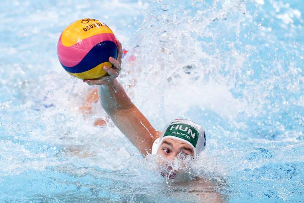 JPN: Water Polo - Olympics: Day 10
