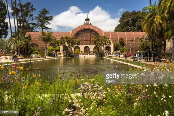 balboa park in san diego, california, usa - balboa park stock photos and pictures