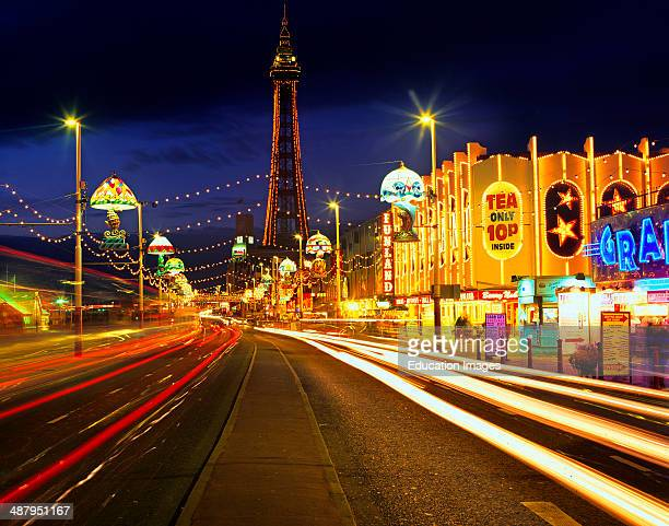 Balckpool Illuminations Lancashire