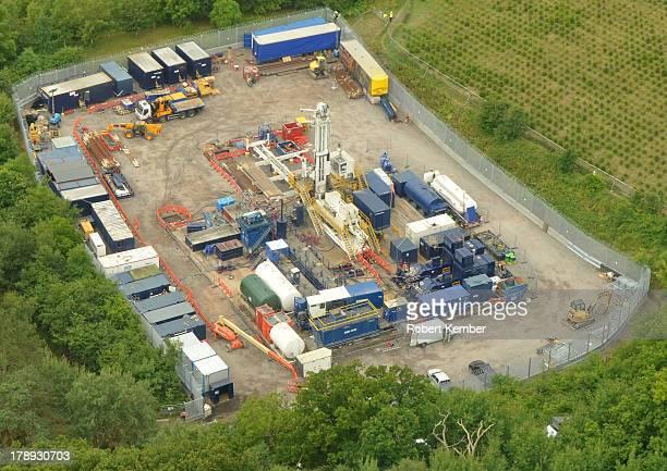 Balcombe Anti Fracking Site