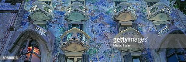 Balconies of Casa Batllo