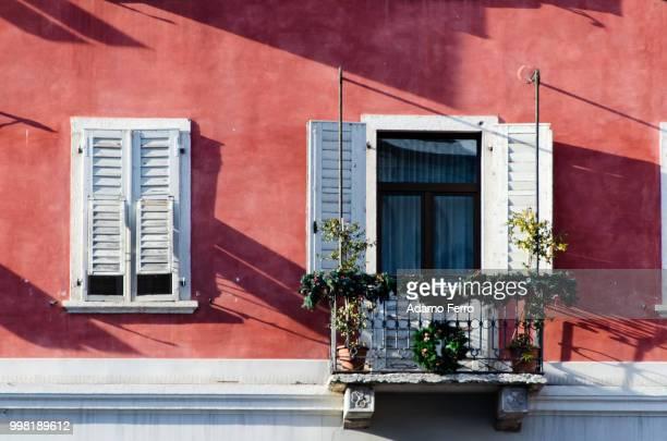Balconies of Piazza Duomo, 1