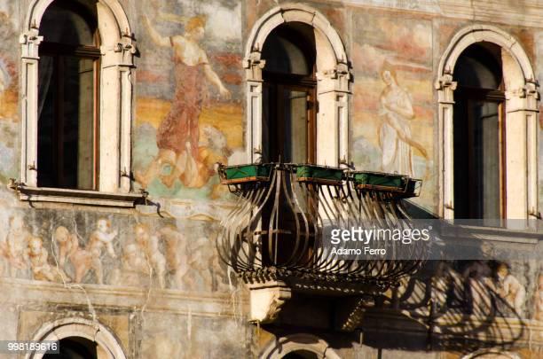 Balconies of Piazza Duomo, 2