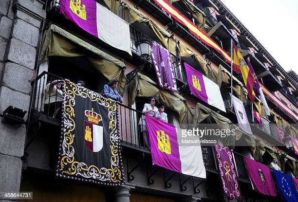 balcones de toledo en corpus christi - manuel velasco fotografías e imágenes de stock