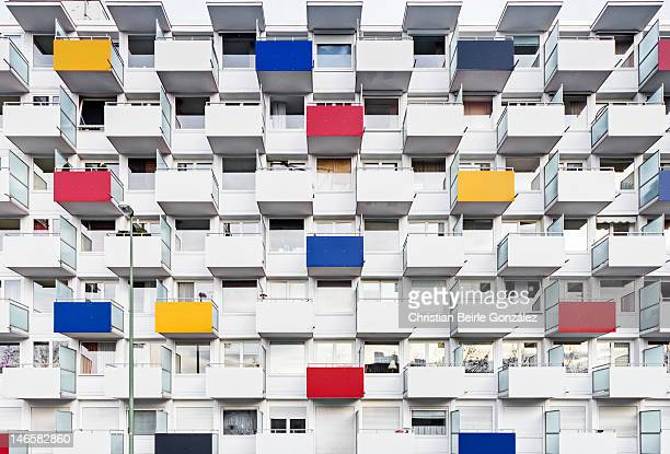 balconies - christian beirle gonzález stock pictures, royalty-free photos & images