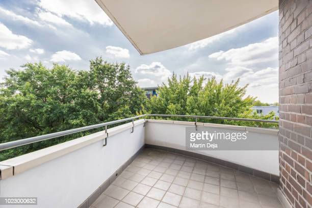 balcony hdr - balcony stock pictures, royalty-free photos & images