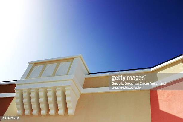 balcony - gregoria gregoriou crowe fine art and creative photography. stock photos and pictures