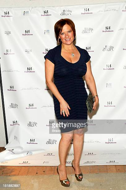 """Bald Canary Sings"""" Episode 419 -- Pictured: Caroline Manzo --"""