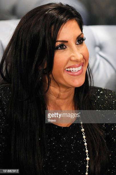 JERSEY A Bald Canary Sings Episode 419 Pictured Jacqueline Laurita
