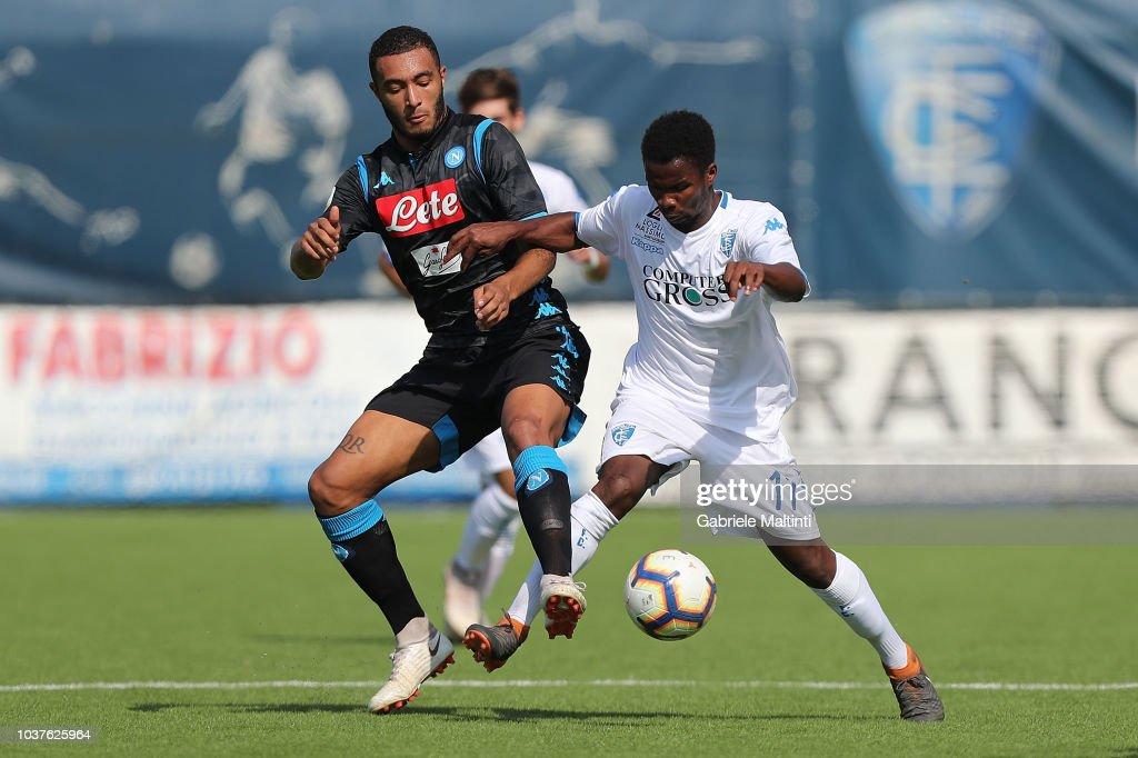 Empoli U19 v Naopli U19 - Serie A Primavera