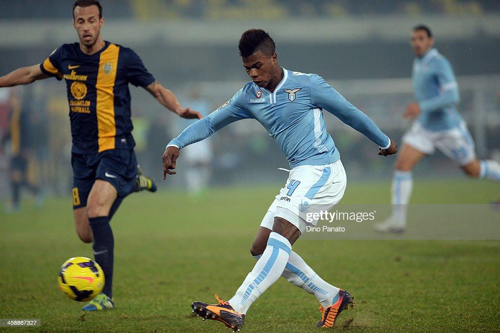 Hellas Verona FC v SS Lazio - Serie A : News Photo