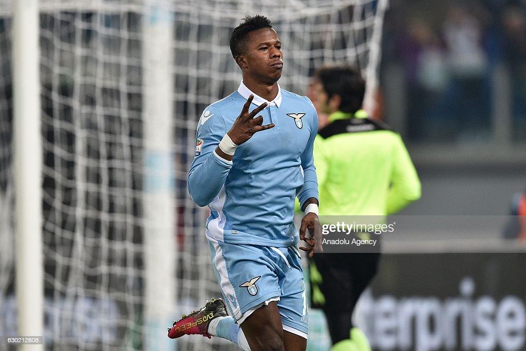 SS Lazio and ACF Fiorentina: Italy Serie A Kopyala : News Photo