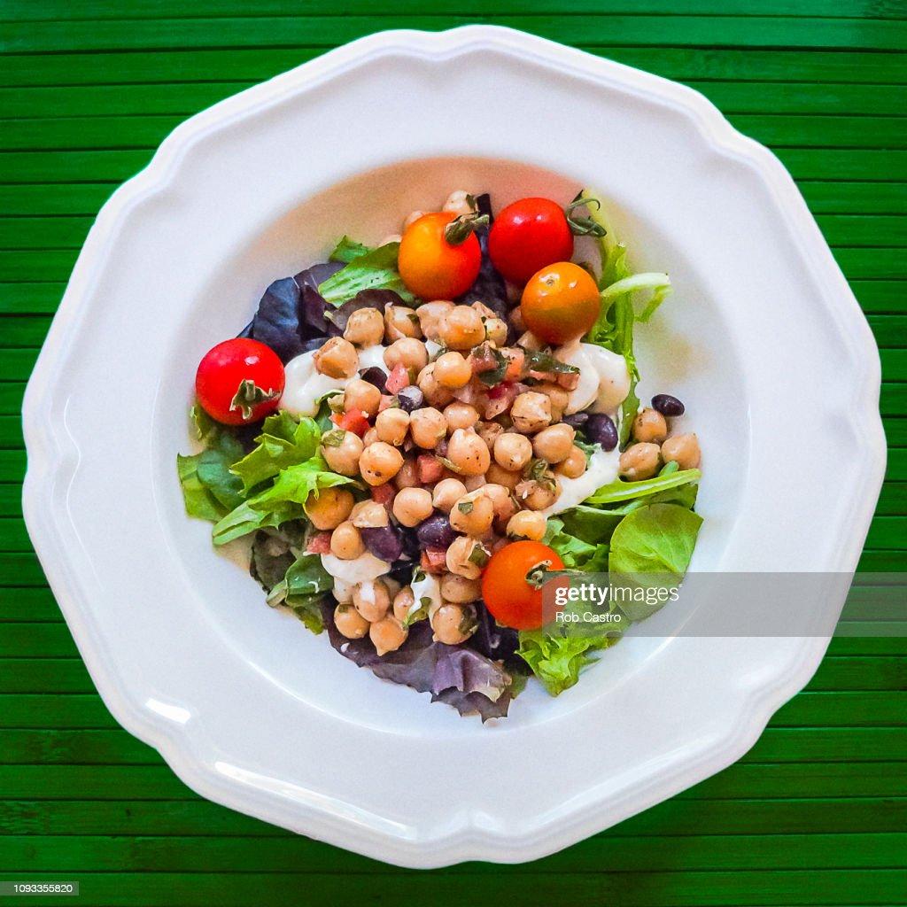 Balela Salad : Stock Photo