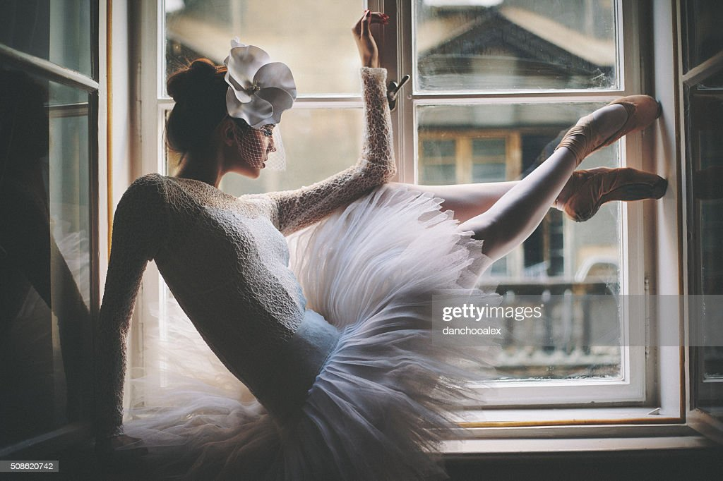 Balerina : Stock Photo