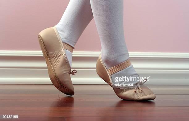 Balerine dancing
