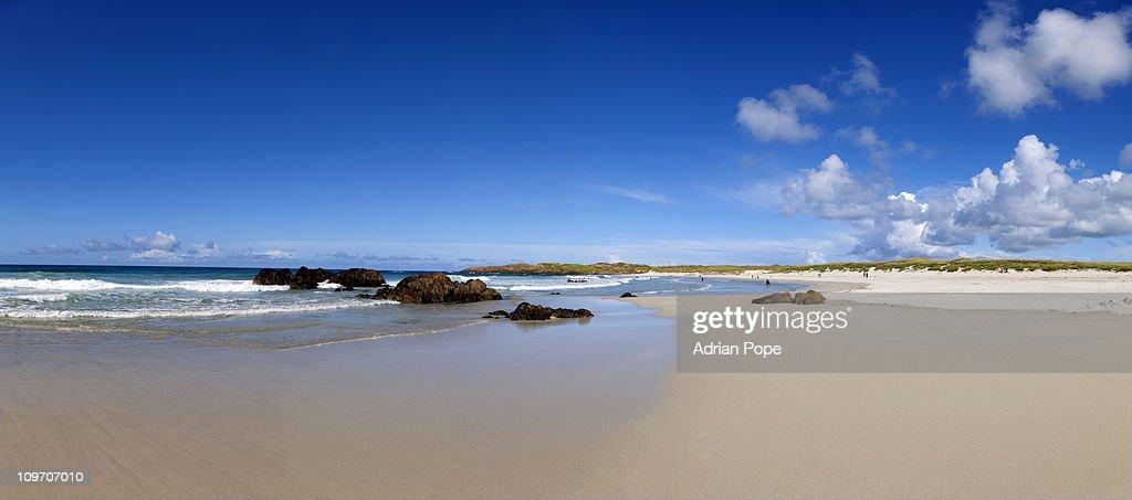 Balevullin Beach, Tiree : Stock Photo