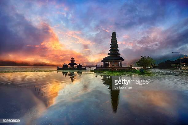 Bali, Pura Ulun Danu Bratan Water Temple