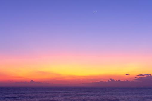 Bali Sunset Background - gettyimageskorea