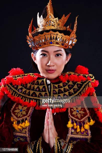 balinese dancer, indonesia - arte, cultura e espetáculo imagens e fotografias de stock