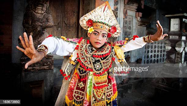 balinese dancer - balinese culture stock pictures, royalty-free photos & images