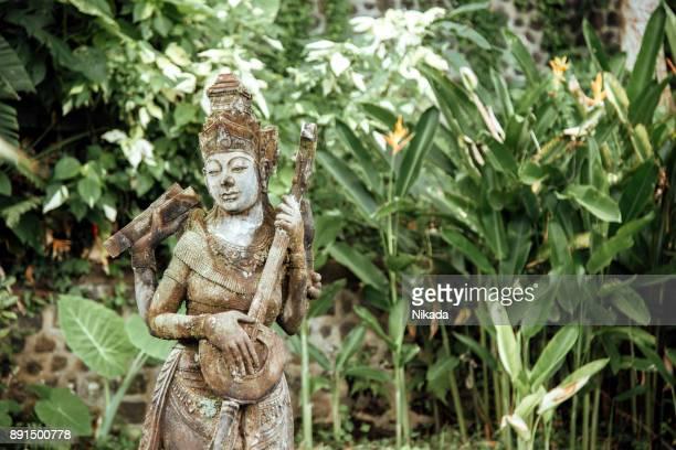 Balinesische stone-Tempel in Ubud, Bali