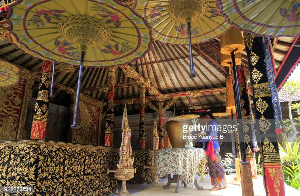 balinese temple - place of worship stock pictures, royalty-free photos & images