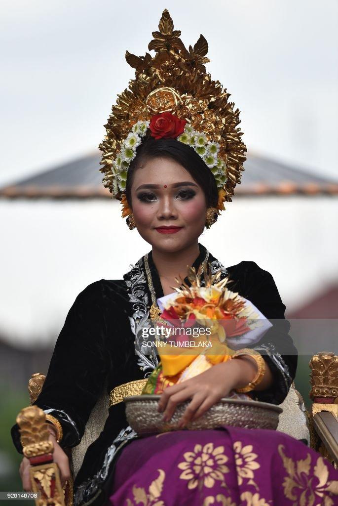INDONESIA-BALI-ROYAL-CREMATION : Nyhetsfoto
