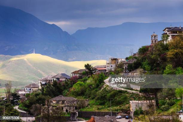 Balkan Mountains around Gjirokaster