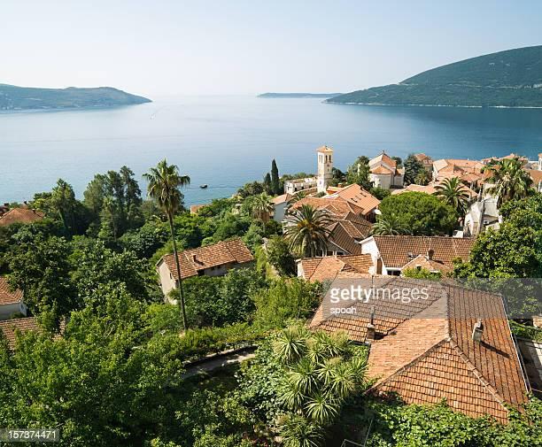 Balkan town