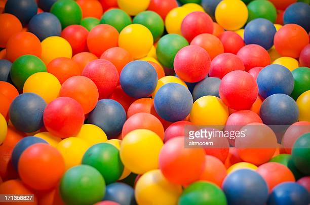 ball bath - sports ball stock pictures, royalty-free photos & images