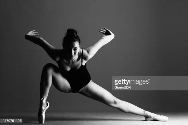ballerina - probe stock-fotos und bilder